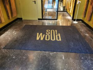 limpieza, alfombras